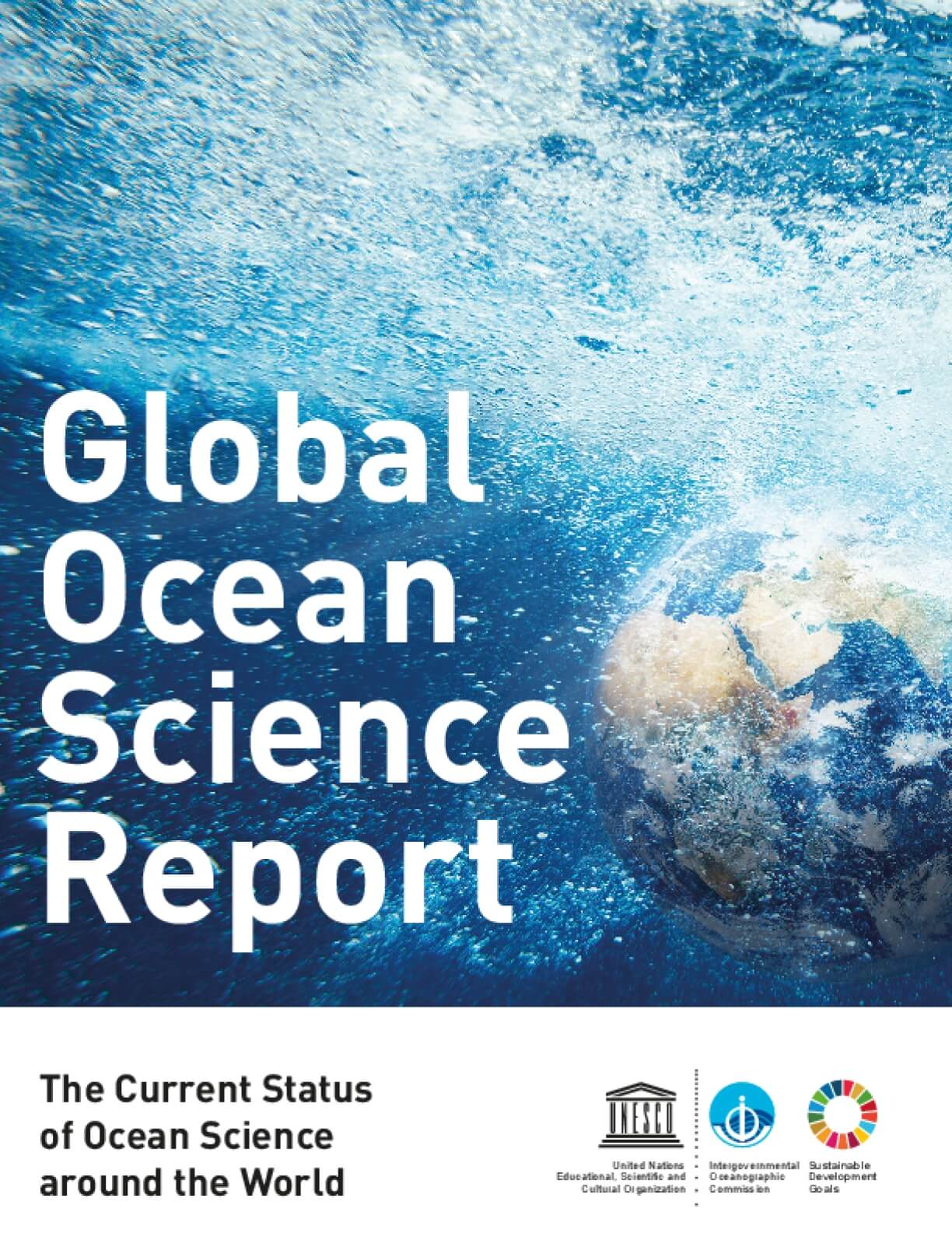 Global Ocean Science Report