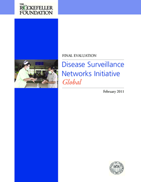 Disease Surveillance Networks Initiative Global: Final Evaluation