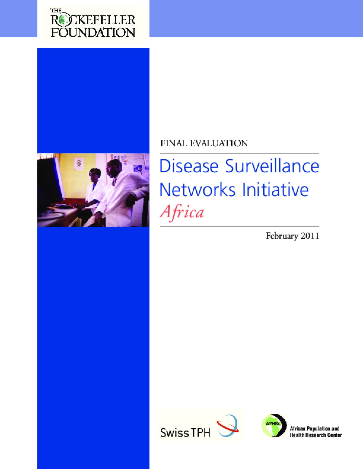 Disease Surveillance Networks Initiative Africa: Final Evaluation