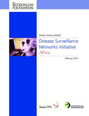 Disease Surveillance Networks Initiative Africa: Final Evaluation