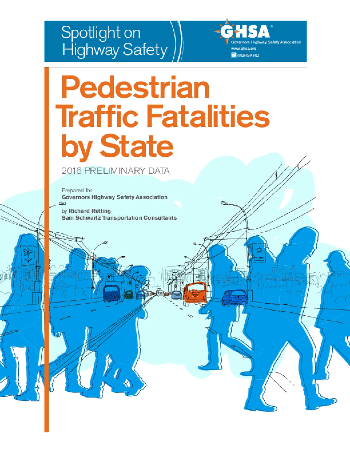 Pedestrian Traffic Fatalities by State: 2016 Preliminary Data