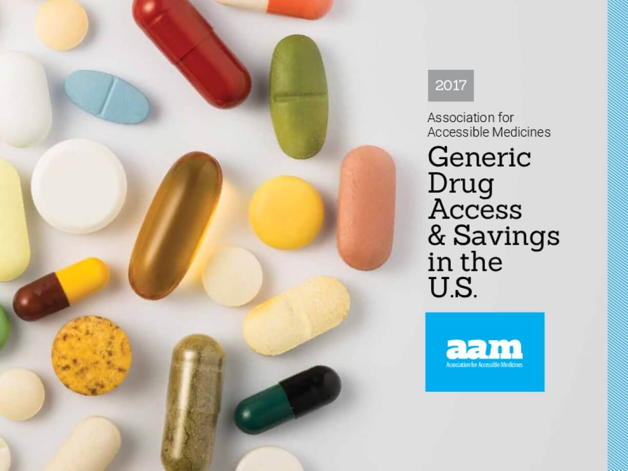Generic Drug Access and Savings in the U.S.