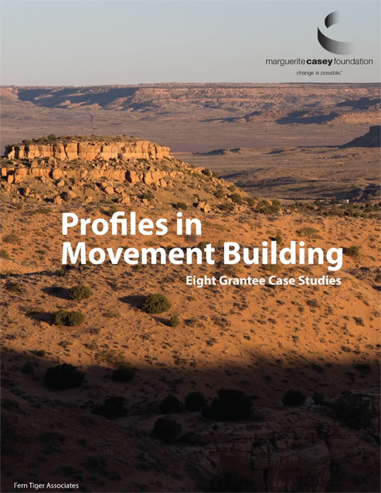 Profiles in Movement Building
