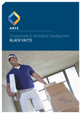 Employment and Workforce Development: Black Facts