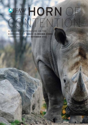 Horn of Contention: A Review of Literature on the Economics of Trade in Rhino Horn