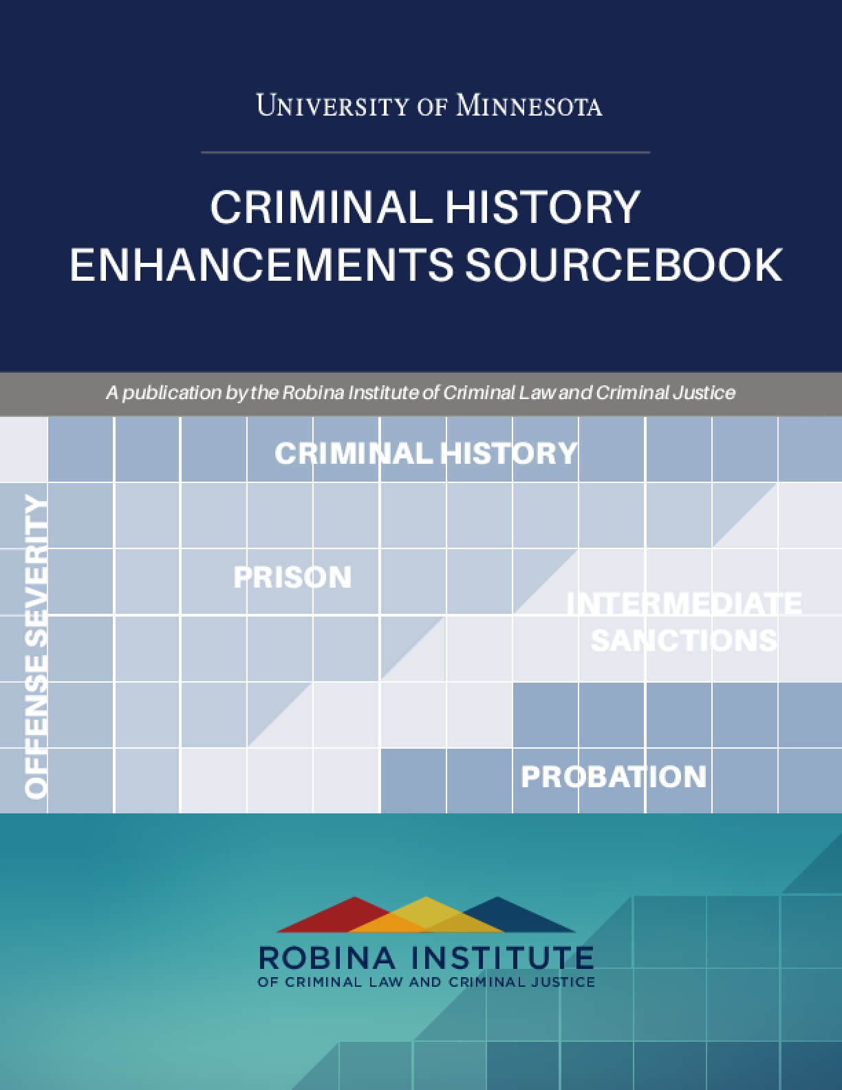 Criminal History Enhancements Sourcebook
