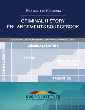 Criminal History Enhancements Sourcebook
