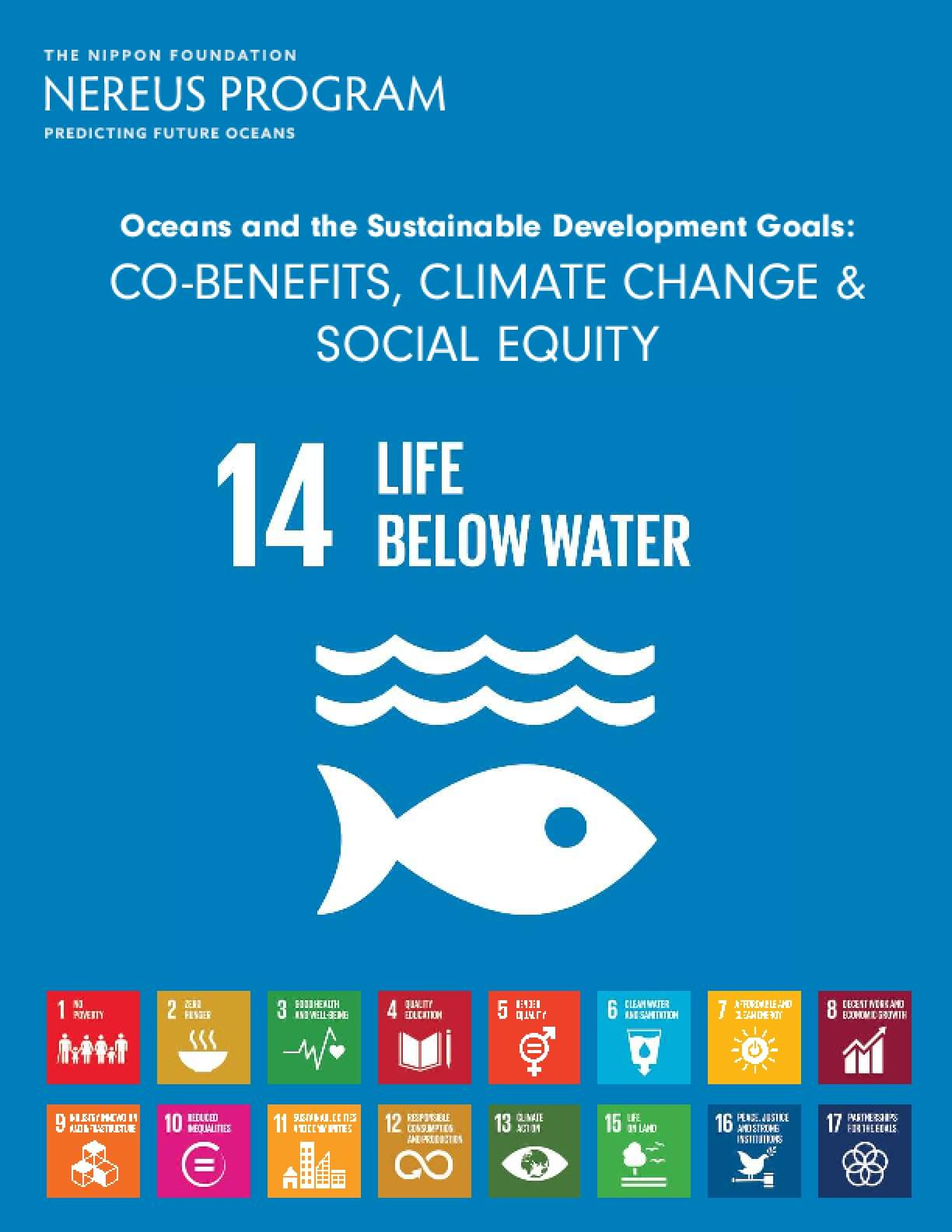 Oceans and the Sustainable Development Goals: Co-Benefits, Climate Change & Social Equity