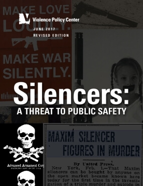 Silencers: A Threat to Public Safety