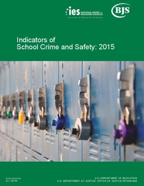 Indicators of School Crime and Safety: 2015