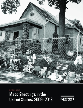 Mass Shootings in the United States: 2009-2016