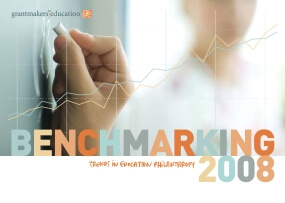 Benchmarking 2008: Trends in Education Philanthropy