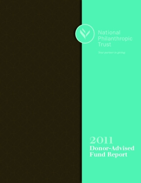 2011 Donor-advised Fund Report