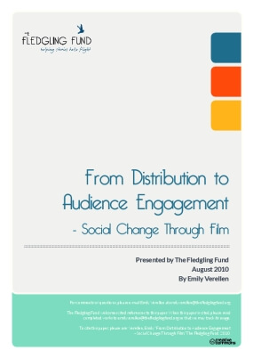 From Distribution to Audience Engagement: Social Change Through Film