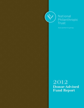 2012 Donor-advised Fund Report