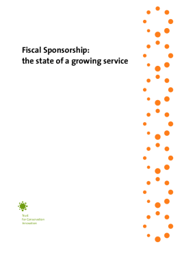 Fiscal Sponsorship: The State of a Growing Service