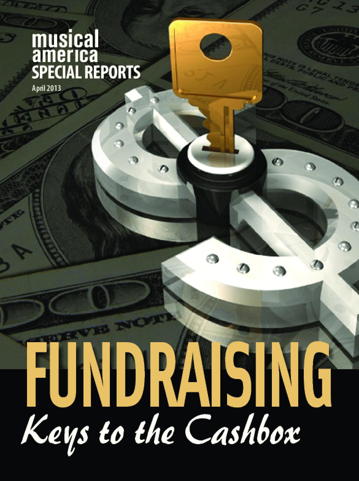 Fundraising: Keys to the Cashbox