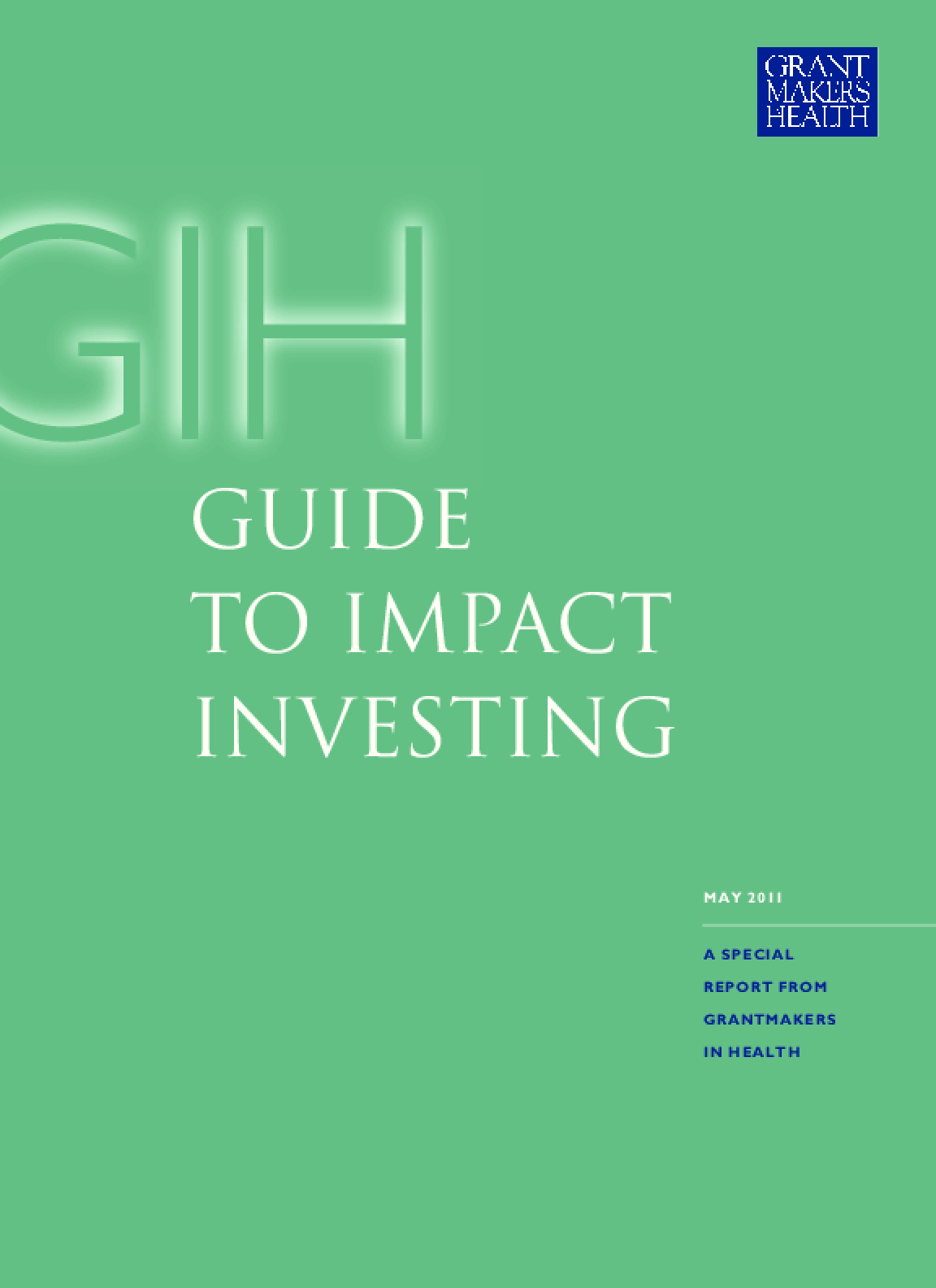 Guide to Impact Investing