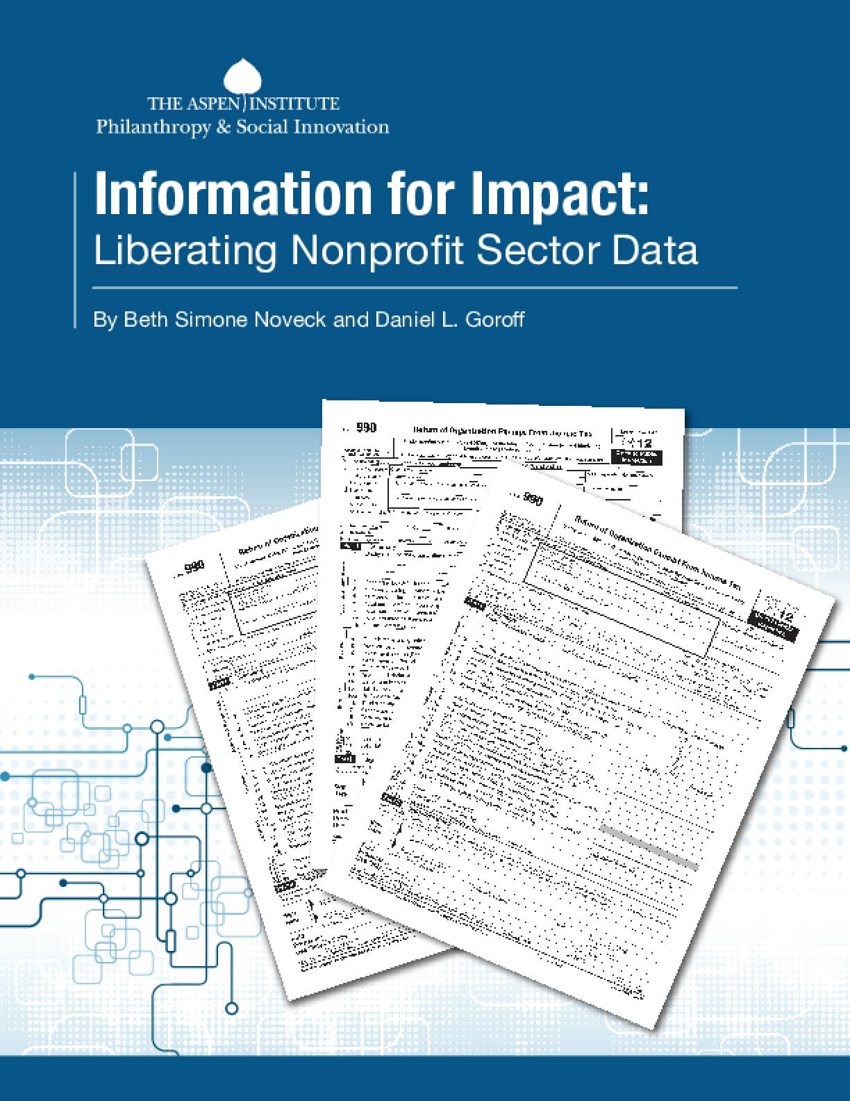 Information for Impact: Liberating Nonprofit Sector Data