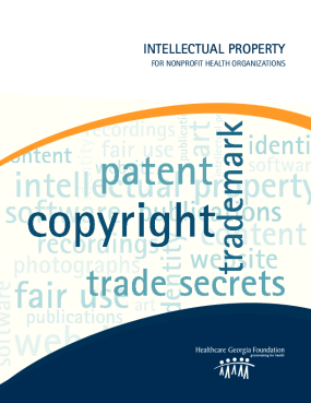 Intellectual Property for Nonprofit Health Organizations