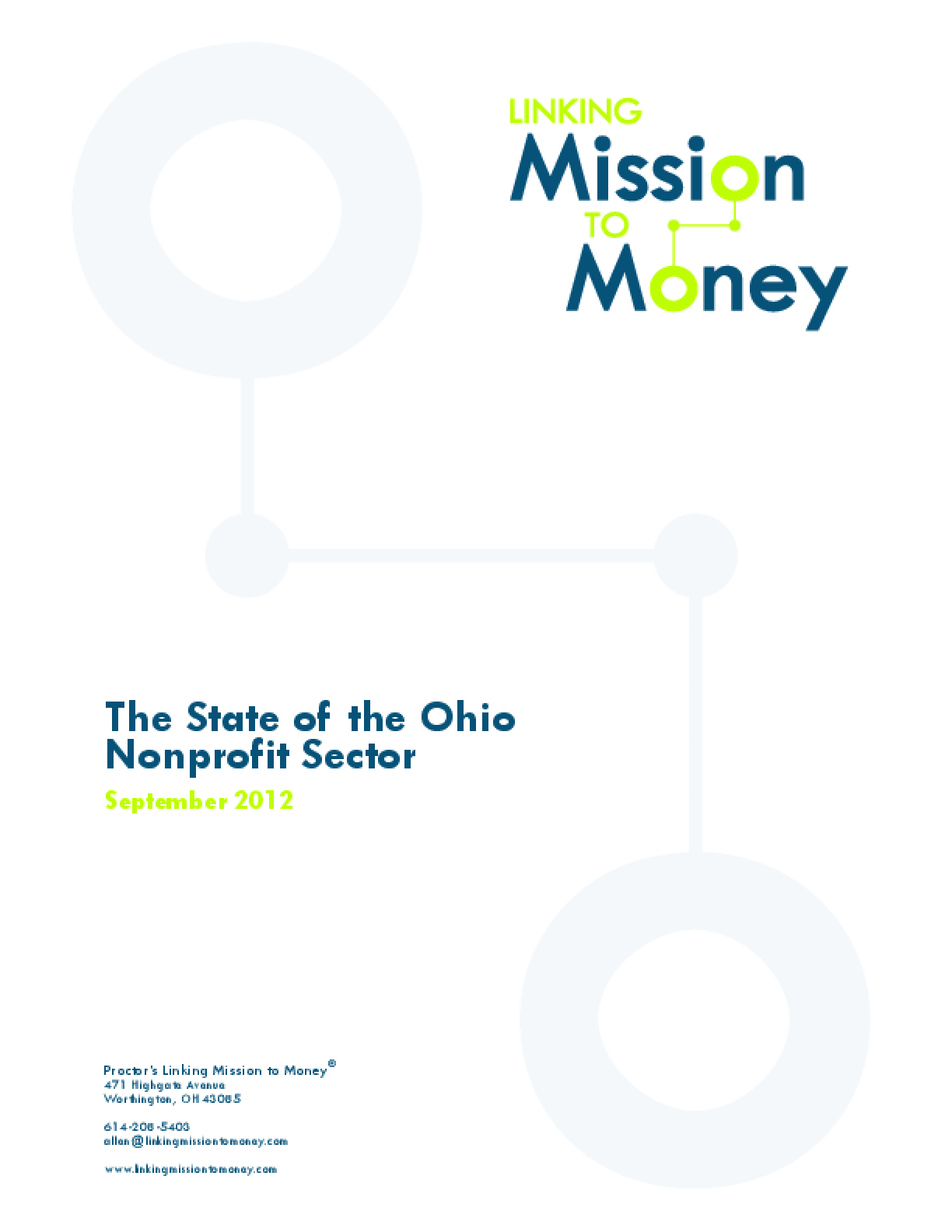 The State of the Ohio Nonprofit Sector