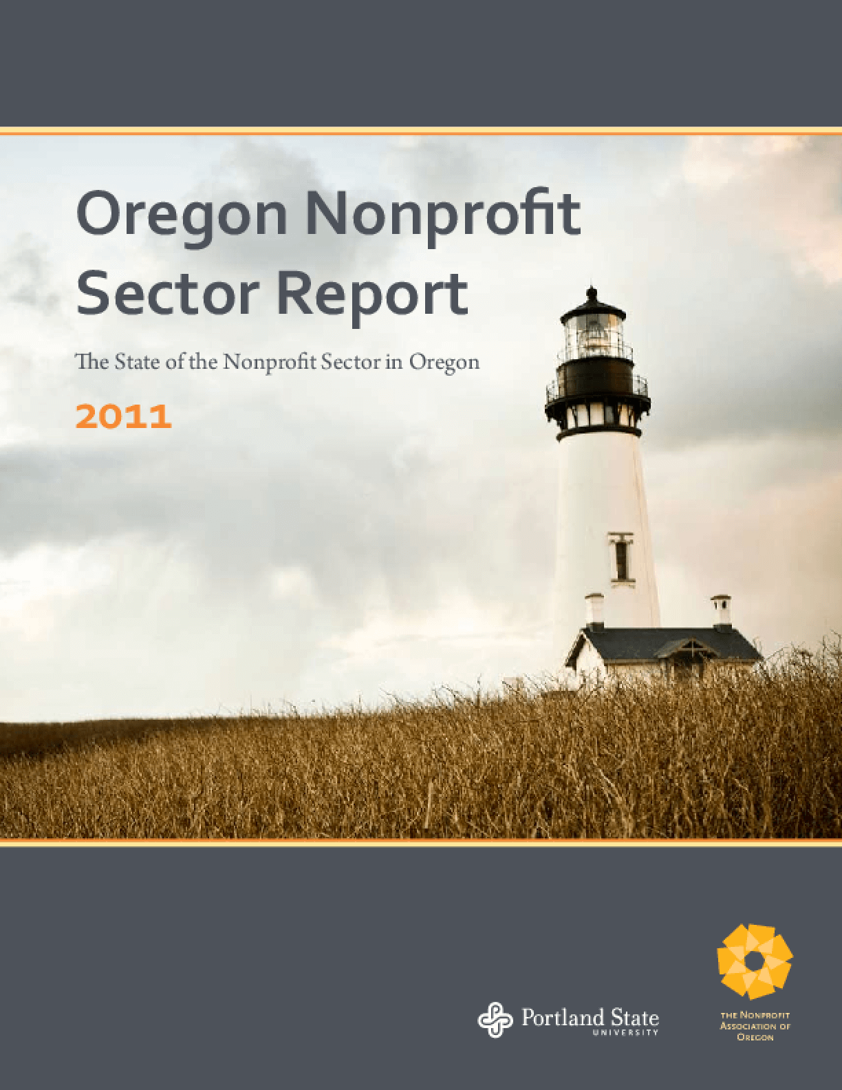 Oregon Nonprofit Sector Report: The State of the Nonprofit Sector in Oregon
