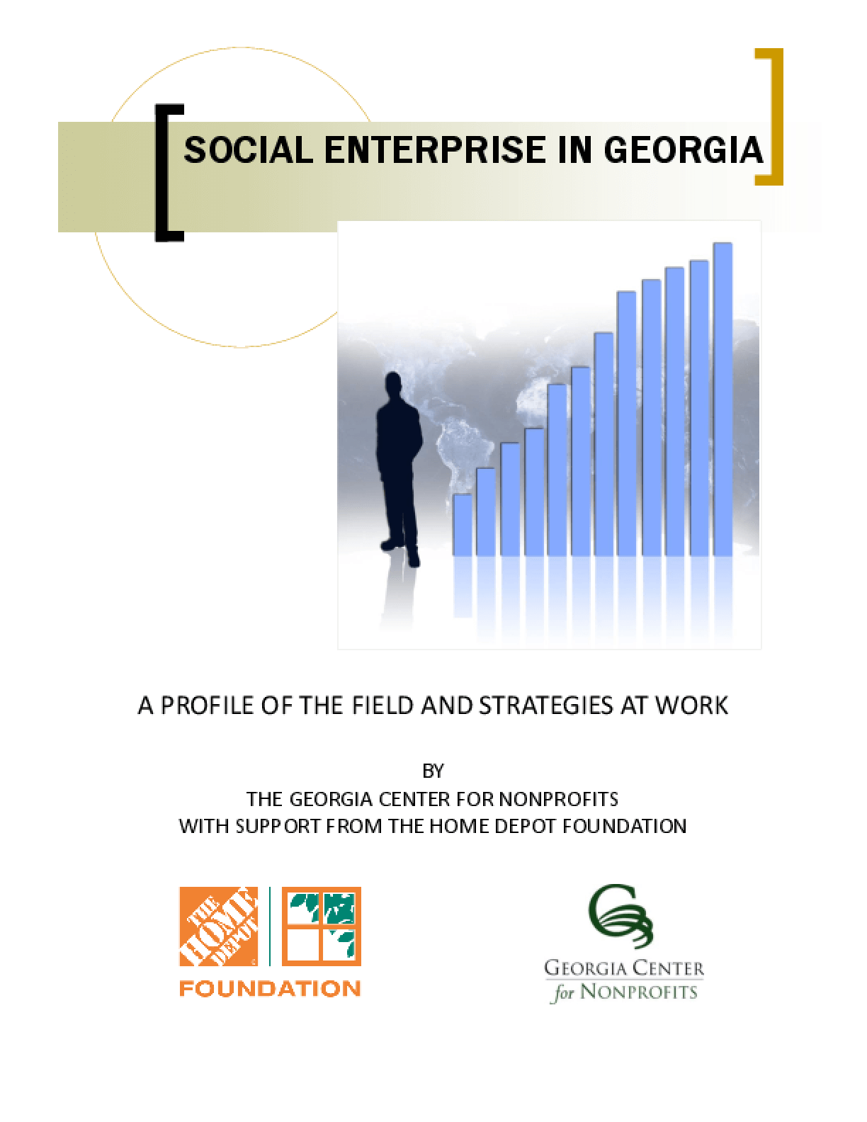 Social Enterprise in Georgia: A Profile of the Field and Strategies At Work