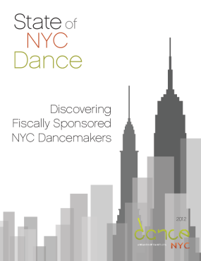 State of NYC Dance: Discovering Fiscally Sponsored NYC Dancemakers