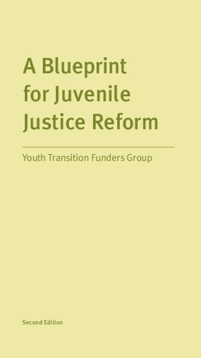 A blueprint for juvenile justice reform issuelab what to read next malvernweather Gallery