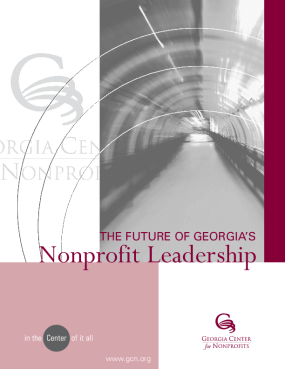 The Future of Georgia's Nonprofit Leadership