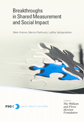 Breakthroughs in Shared Measurement and Social Impact