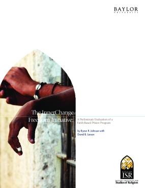 The Inner Change Freedom Initiative: A Preliminary Evaluation of a Faith-Based Prison Program