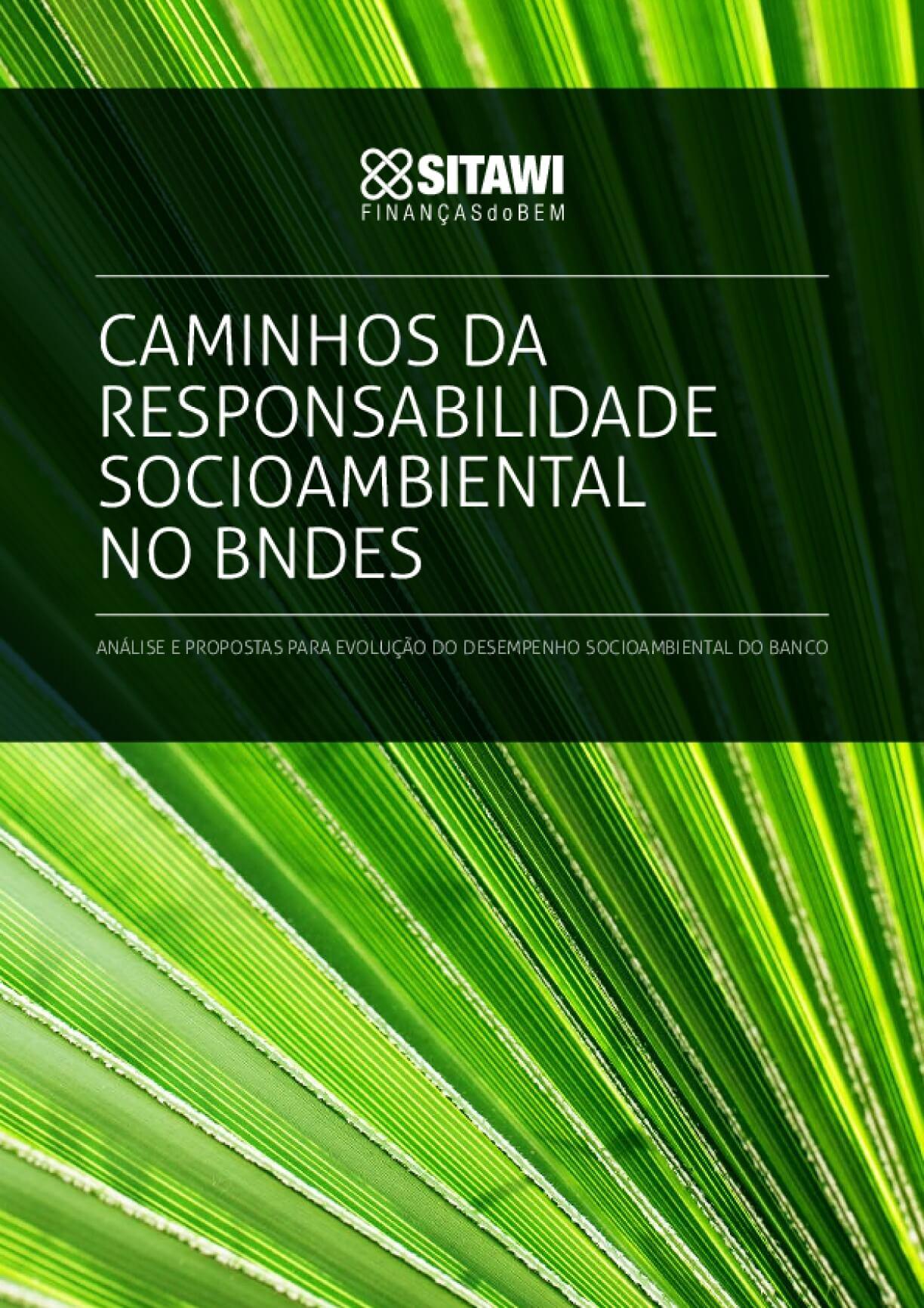 Caminhos da responsabilidade socioambiental no BNDES - análise e propostas para evolução do desempenho socioambiental do banco