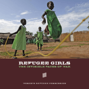 Refugee Girls: The Invisible Faces of War