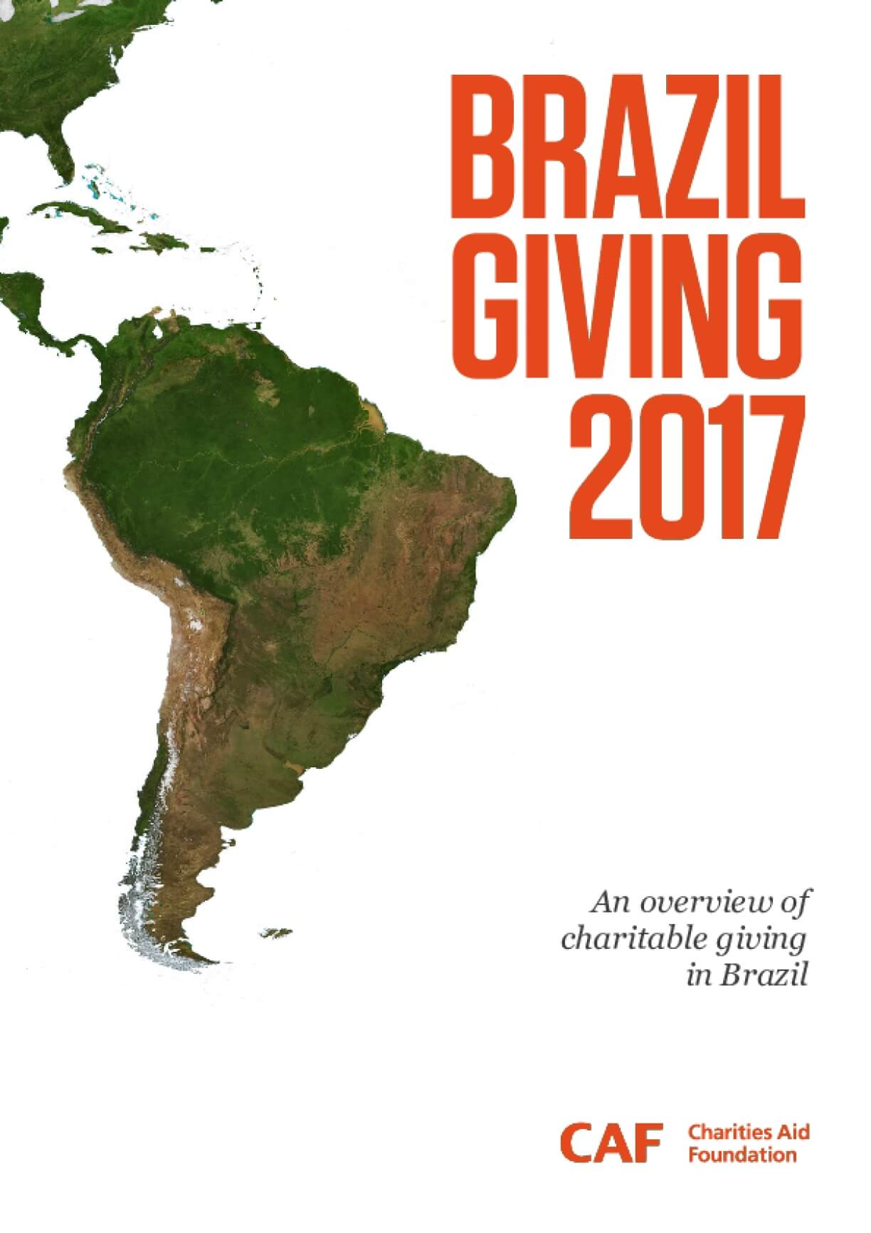 Brazil Giving 2017: An Overview of Charitable Giving in Brazil