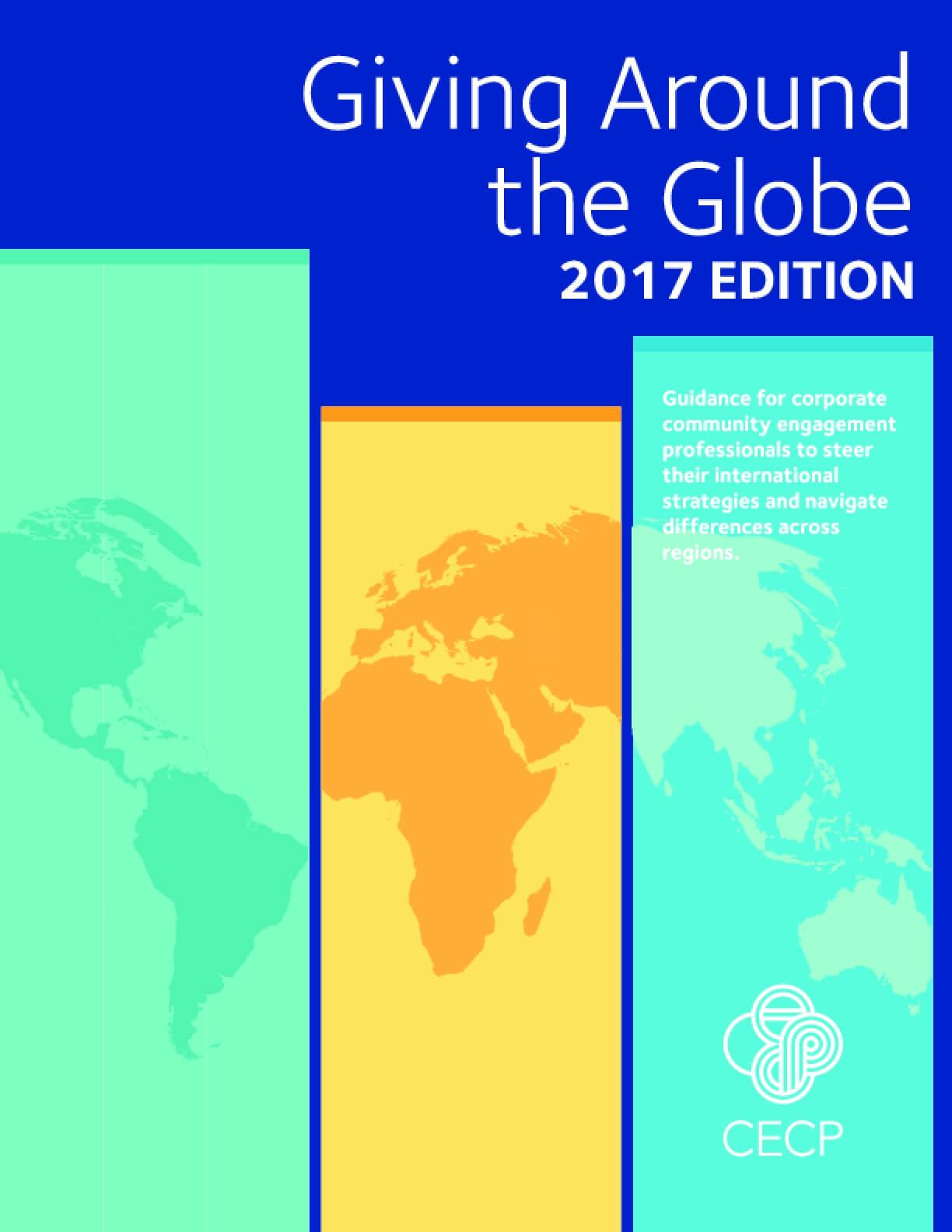 Giving Around the Globe 2017 Edition