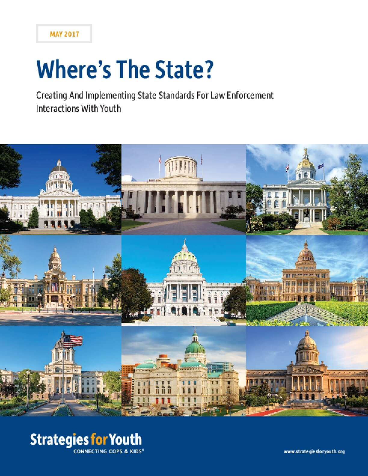 Where's the State?