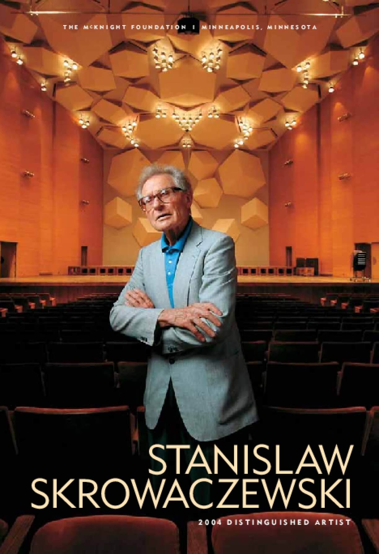 Stanislaw Skrowaczewski: 2004 McKnight Distinguished Artist
