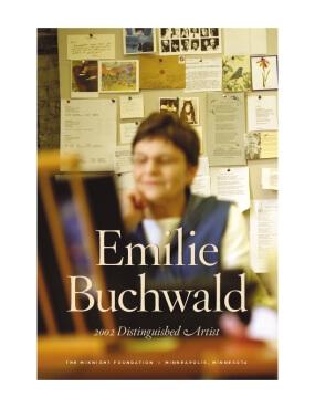 Emilie Buchwald: 2002 McKnight Distinguished Artist