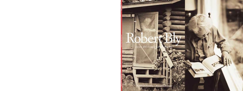 Robert Bly: 2000 Distinguished Artist