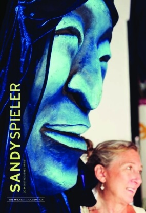 Sandy Spieler: 2014 Distinguished Artist