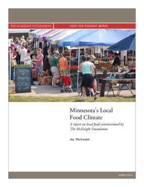 Minnesota's Local Food Climate
