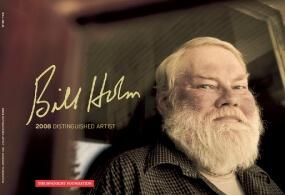 Bill Holm: 2008 Distinguished Artist