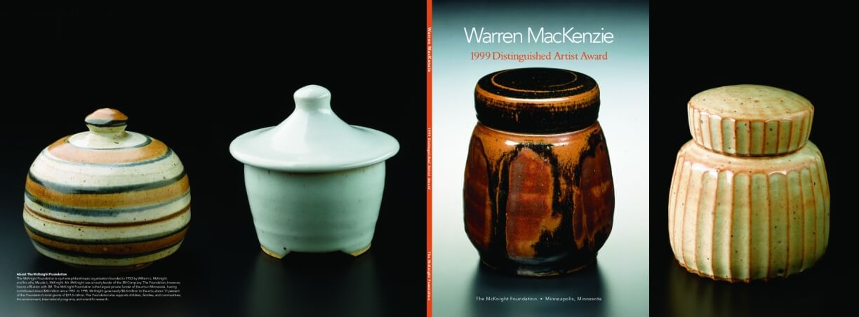 Warren MacKenzie: 1999 Distinguished Artist