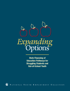 Expanding Options: State Financing of Education Pathways for Struggling Students and Out-of-School Youth - North Carolina