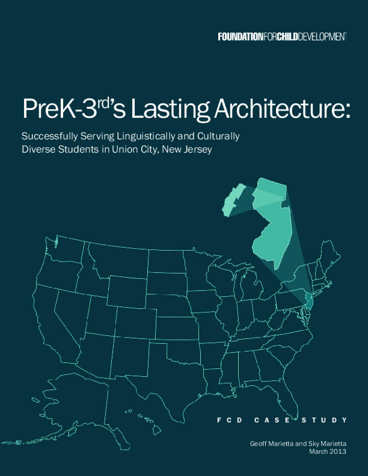 PreK-3rd's Lasting Architecture
