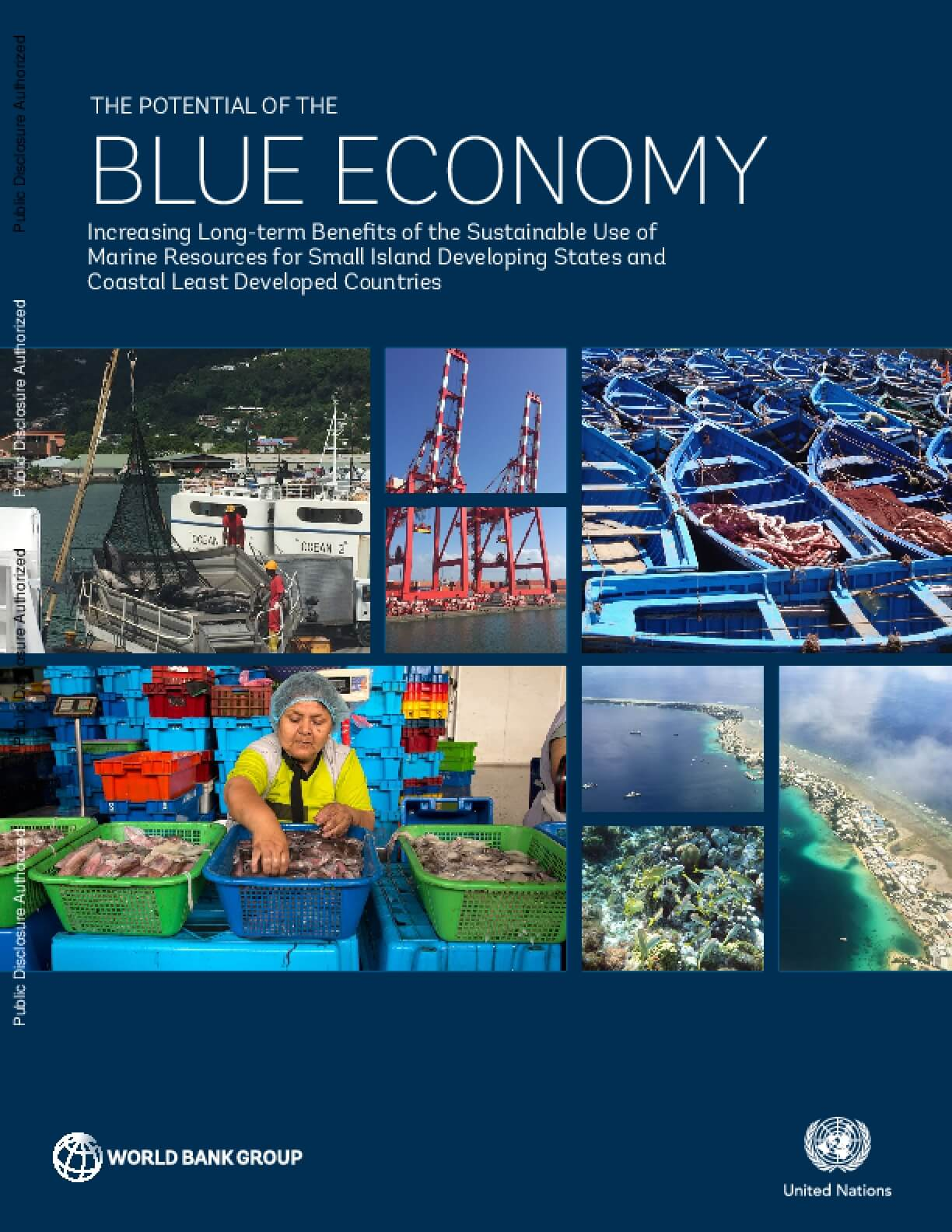 The Potential of the Blue Economy : Increasing Long-term Benefits of the Sustainable Use of Marine Resources for Small Island Developing States and Coastal Least Developed Countries