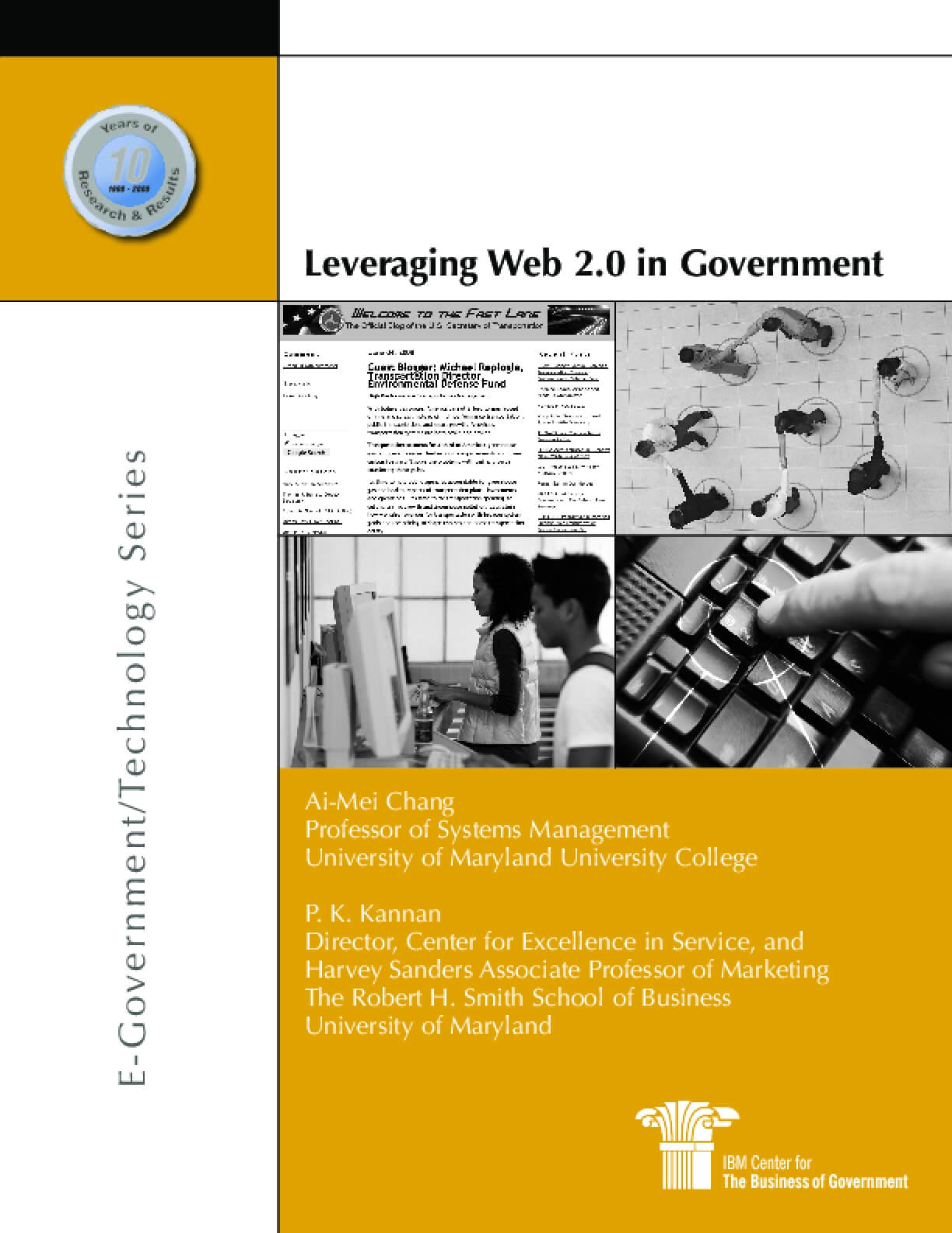 Leveraging Web 2.0 in Government