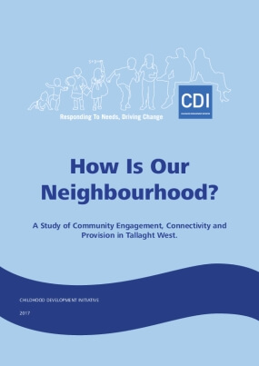 How Is Our Neighbourhood? A Study of Community Engagement, Connectivity and Provision in Tallaght West.