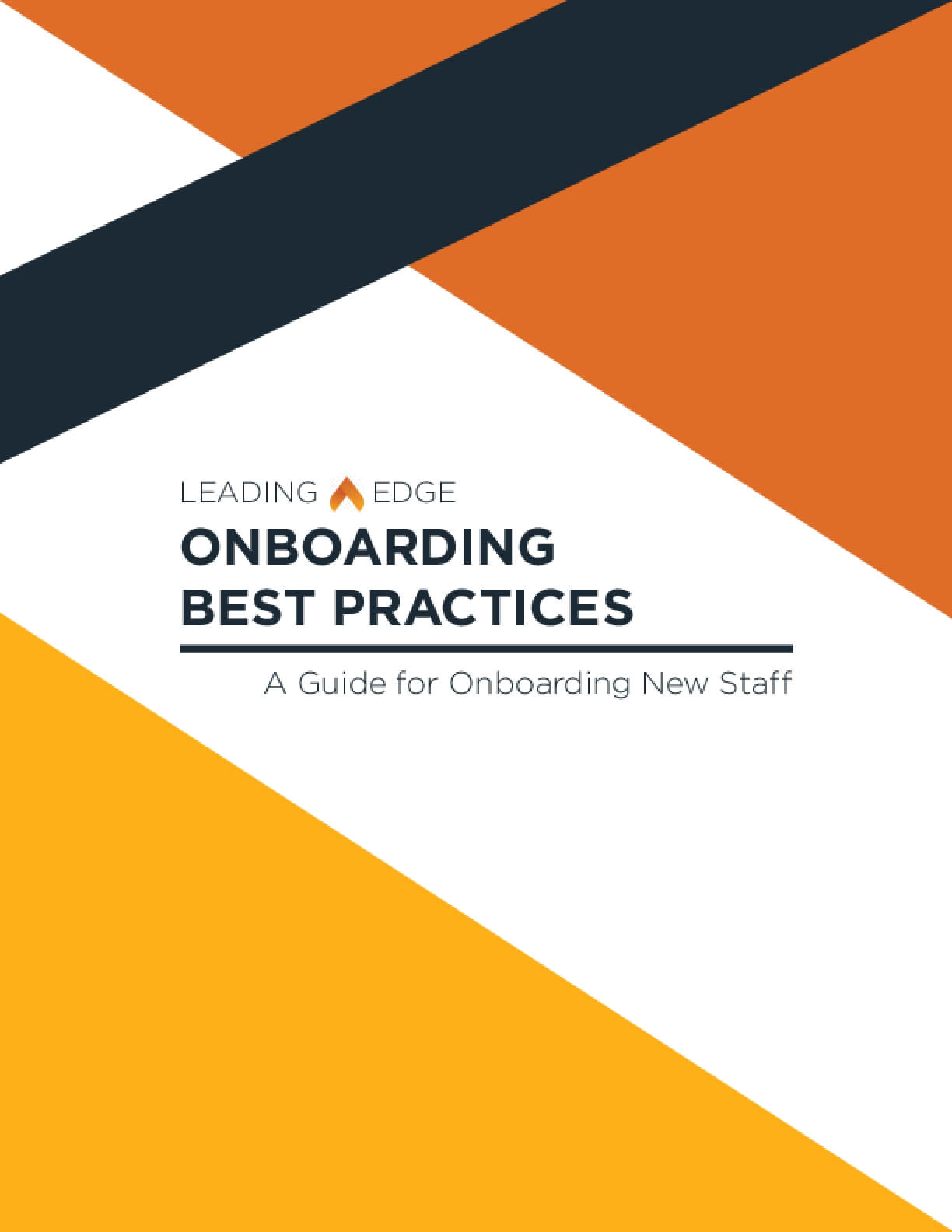 Onboarding Best Practices: A Guide for Onboarding New Staff